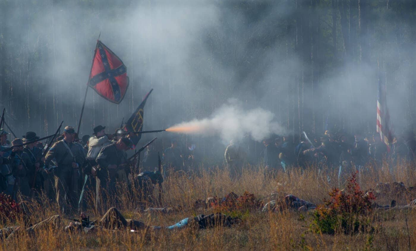 be#   Stand Your Ground - Olustee Reenactment 2-13-16 by Chuck Shealy (1)