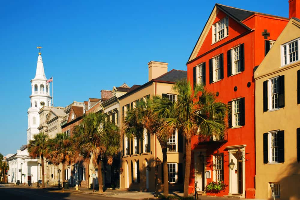 Charleston, SC, USA - June 23, 2010