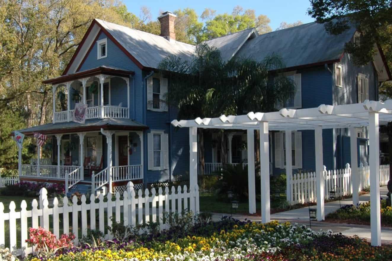 Ann Steven's house