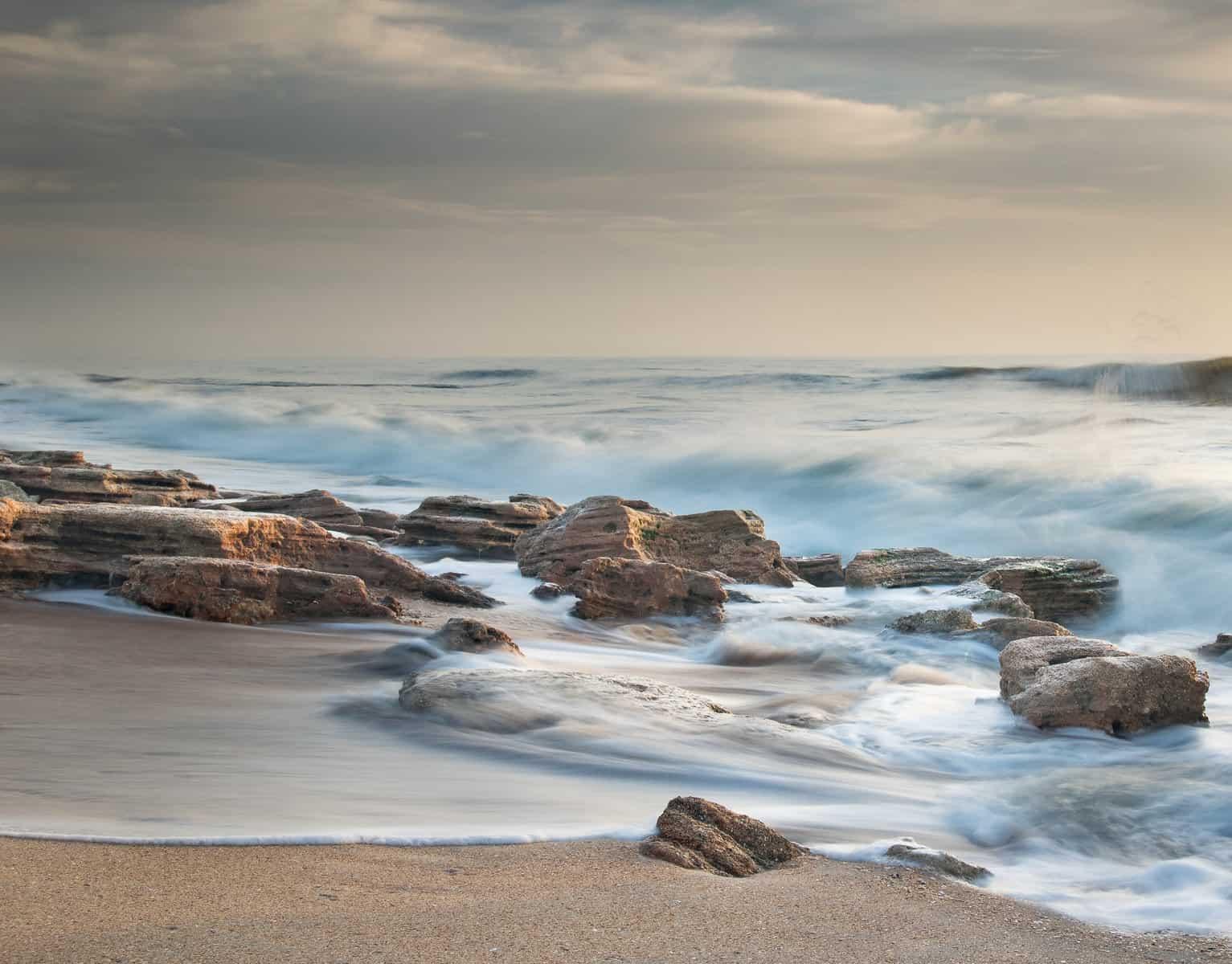 N (1) - Sunrise at Marineland - Brian Leonard
