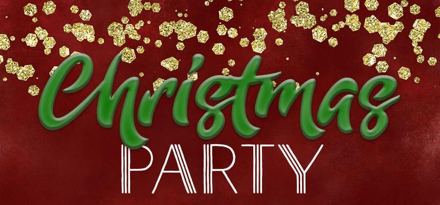 Chrsitmas Party Header