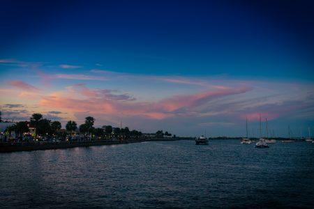 St Augustine waterfront
