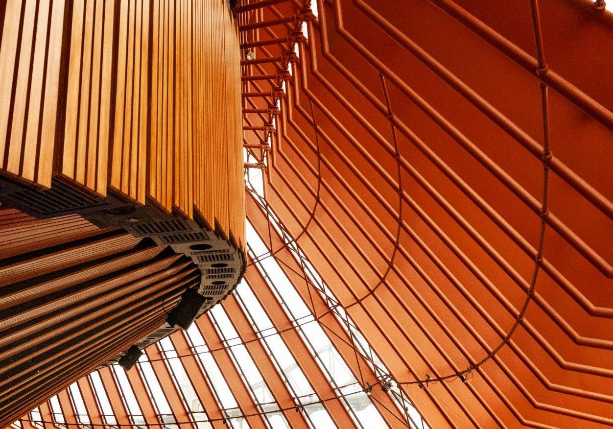 Inside the Opera House, by Tanya Metaksa